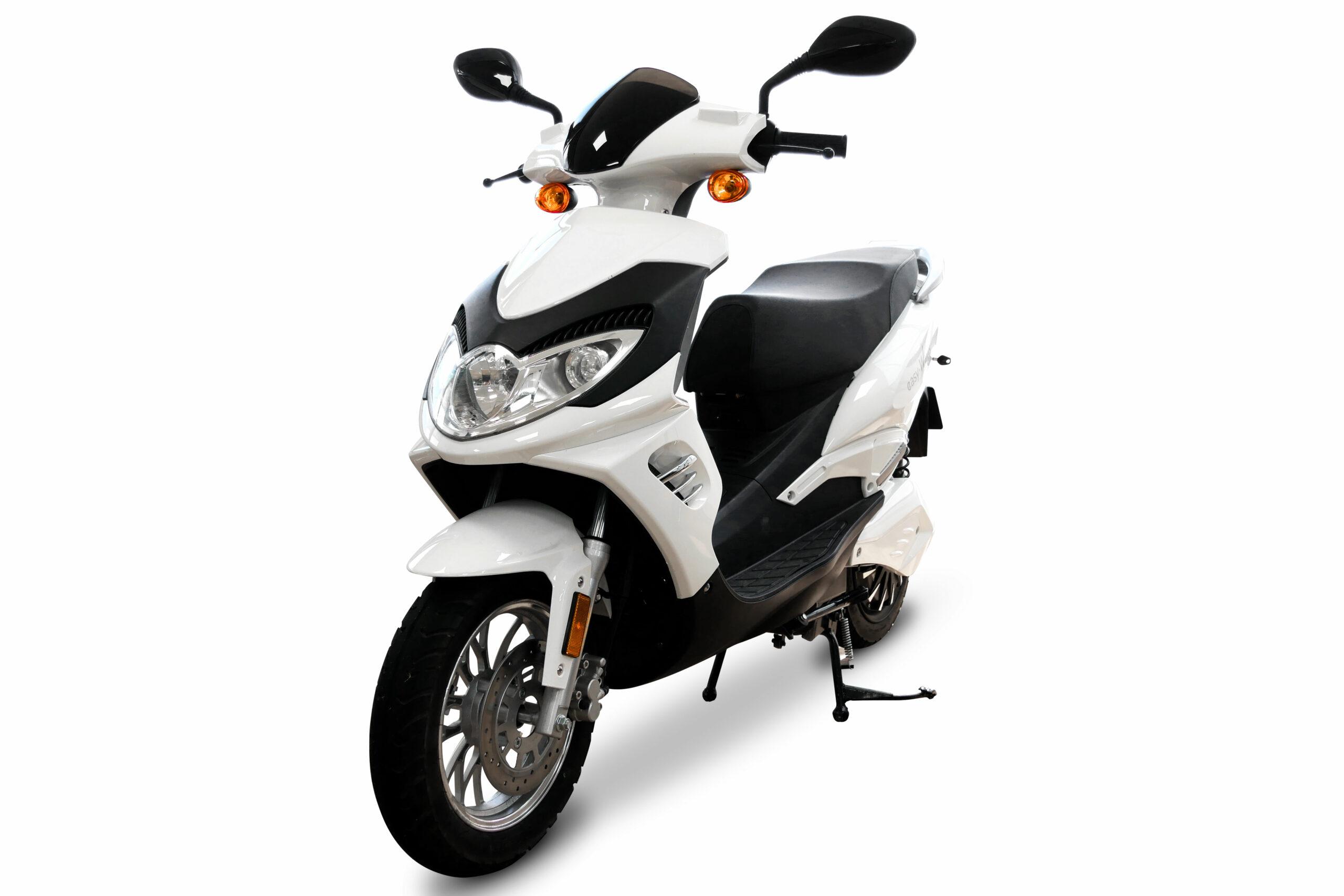 Scooter électrique 50 cm3
